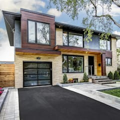 Elderfield Cres:  Houses by Contempo Studio,
