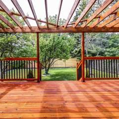 Elderfield Cres Modern terrace by Contempo Studio Modern