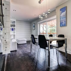 Elderfield Cres: modern Dining room by Contempo Studio