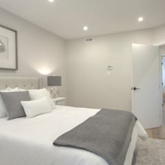 Glen Rd:  Bedroom by Contempo Studio