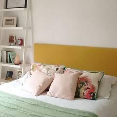 Dormitorio: Dormitorios de estilo  por BLUK interiores
