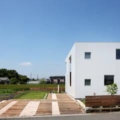 Rumah kayu by *studio LOOP 建築設計事務所