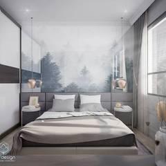 MASTERI THẢO ĐIỀN, D2:  Phòng ngủ by LEAF Design ,