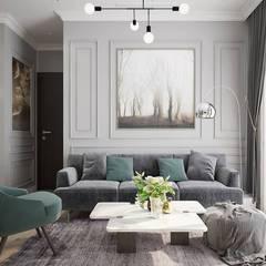 Living room by LEAF Design ,