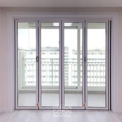 삼산 미래타운 2차 21PT 리모델링: 디자인고은의  거실