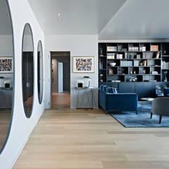 Corridor & hallway by PAOLO FRELLO & PARTNERS