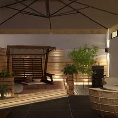 Jardines japoneses de estilo  de DM2L