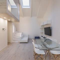 اتاق نشیمن by Biondi Architetti