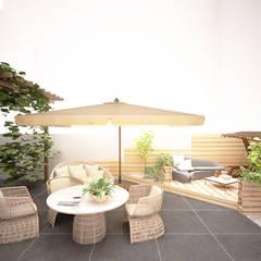 DM2L:  tarz Zen bahçesi