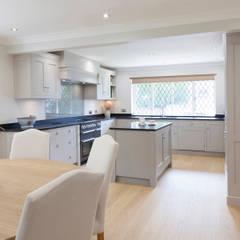 Cloverley Grove :  Built-in kitchens by Baker & Baker
