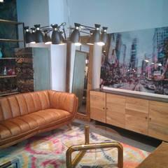 Tiendas On Zamora muebles de diseño: Espacios comerciales de estilo  de Tiendas On