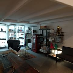 Tiendas On Zamora muebles de diseño: Oficinas y Tiendas de estilo  de Tiendas On