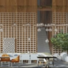 Sonora Grill Irapuato: Restaurantes de estilo  por PASQUINEL Studio