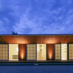 منازل تنفيذ 髙岡建築研究室