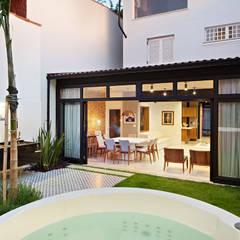 ODVO Arquitetura e Urbanismo:  tarz Zen bahçesi