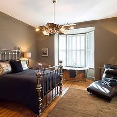 غرفة نوم تنفيذ Julia Dempster, ريفي