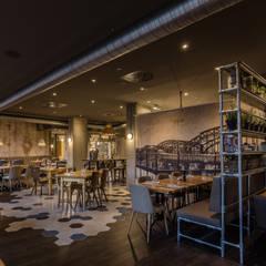 Westend Factory:  Gastronomie von harry & friends design manufactory gmbh
