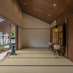 和室: 武藤圭太郎建築設計事務所が手掛けた和室です。
