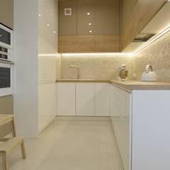 Rodzina na swoim: styl , w kategorii Kuchnia zaprojektowany przez Perfect Space