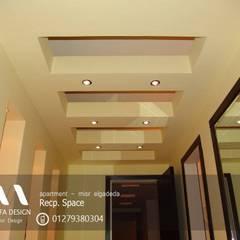 ID- apartment - misr elgadeda:  الممر والمدخل تنفيذ Motif Design