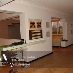 ID- apartment - misr elgadeda:  غرفة السفرة تنفيذ Motif Design