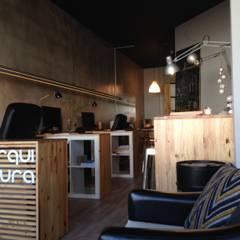 Atelier a+: Escritórios e Espaços de trabalho  por a+arquitectura,Industrial