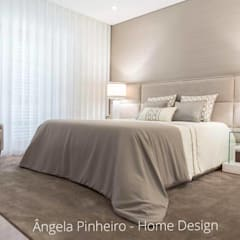 eclectic Bedroom by Ângela Pinheiro Home Design