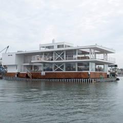 Vista del proyecto / Project view: Yates y jets de estilo  por Lores STUDIO. arquitectos
