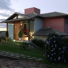 منازل التراس تنفيذ LUCIANA SIMÕES FERNANDES DE OLIVEIRA