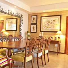 ​29 on st James B&B :  Dining room by Redesign Interiors