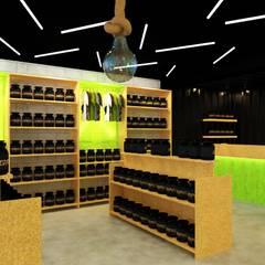 Supplements: Oficinas y tiendas de estilo  por Taller 03