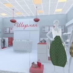 Бутик женской одежды: Торговые центры в . Автор – lux.Plus