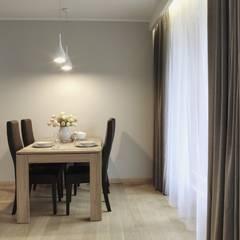 Hotelowe wnętrze: styl , w kategorii Jadalnia zaprojektowany przez Perfect Space
