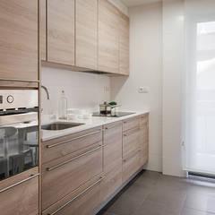 Built-in kitchens by Estibaliz Martín Interiorismo