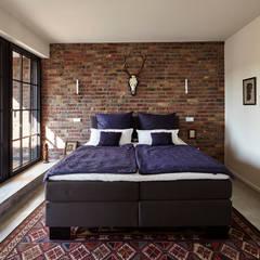 Haus I.:  Schlafzimmer von Lioba Schneider