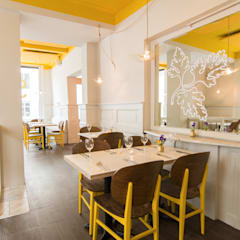 Restaurant SYR:  Eetkamer door Pure & Original