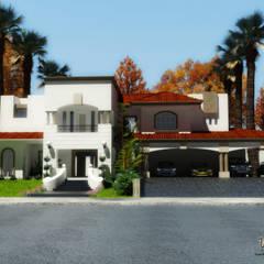 Detached home by gciEntorno