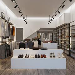 Geschäftsräume & Stores von T House Architects