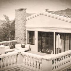 Maisons mitoyennes de style  par Frandgulo