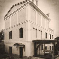 Rijtjeshuis door Frandgulo