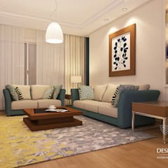 Living room by Design.Studio