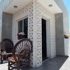 Casa Portal del Roble: Casas unifamiliares de estilo  por TLLZ Arquitectura
