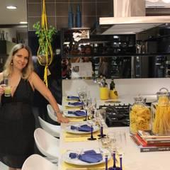 ร้านอาหาร by Lúcia Vale Interiores