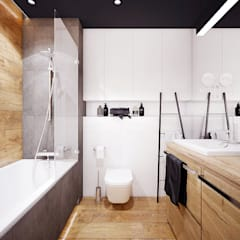 Bathroom by MADO DESIGN, Industrial