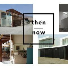 Casa de playaZZ / ZZ Beach House (2013 - 14) de Lores STUDIO. arquitectos Moderno Concreto