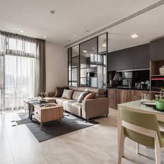 غرفة المعيشة تنفيذ E&C創意設計有限公司, تبسيطي