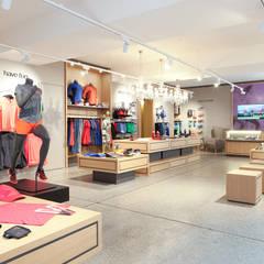 WMNS Running Store:  Geschäftsräume & Stores von UNA plant