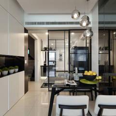 楊允幀空間設計:  tarz Yemek Odası