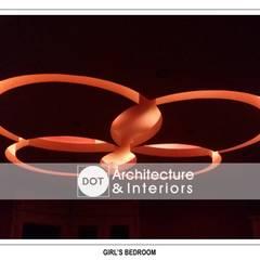 :  غرفة نوم تنفيذ DOT Architecture and Interior, كلاسيكي