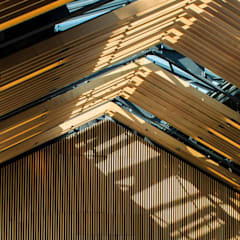 Gable roof by Rusticasa